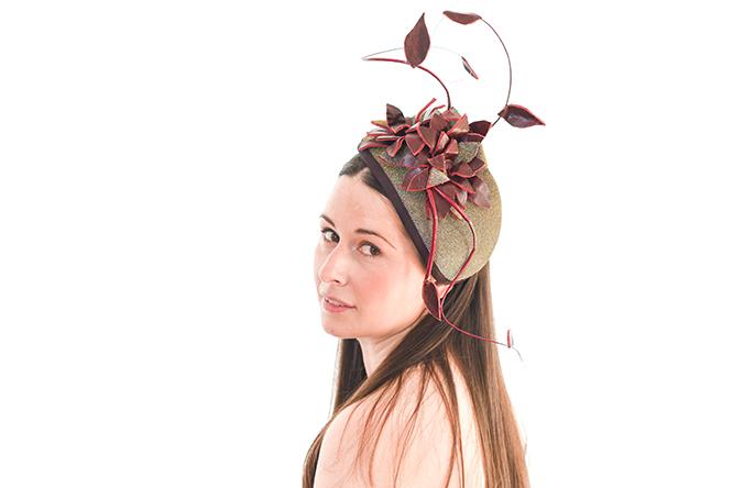 Glimmering Vine Hat